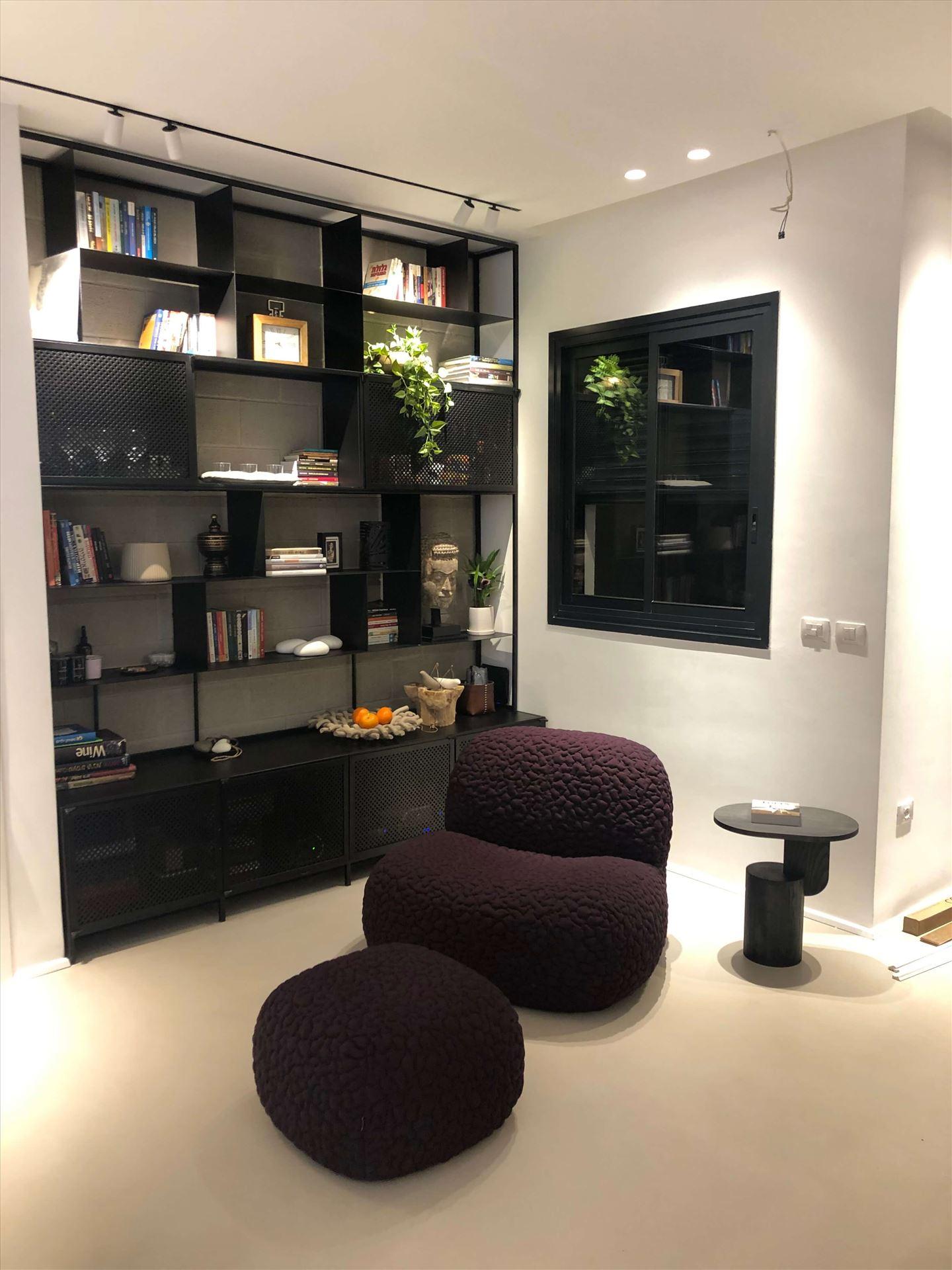 ספריה בעיצוב אישי לבית