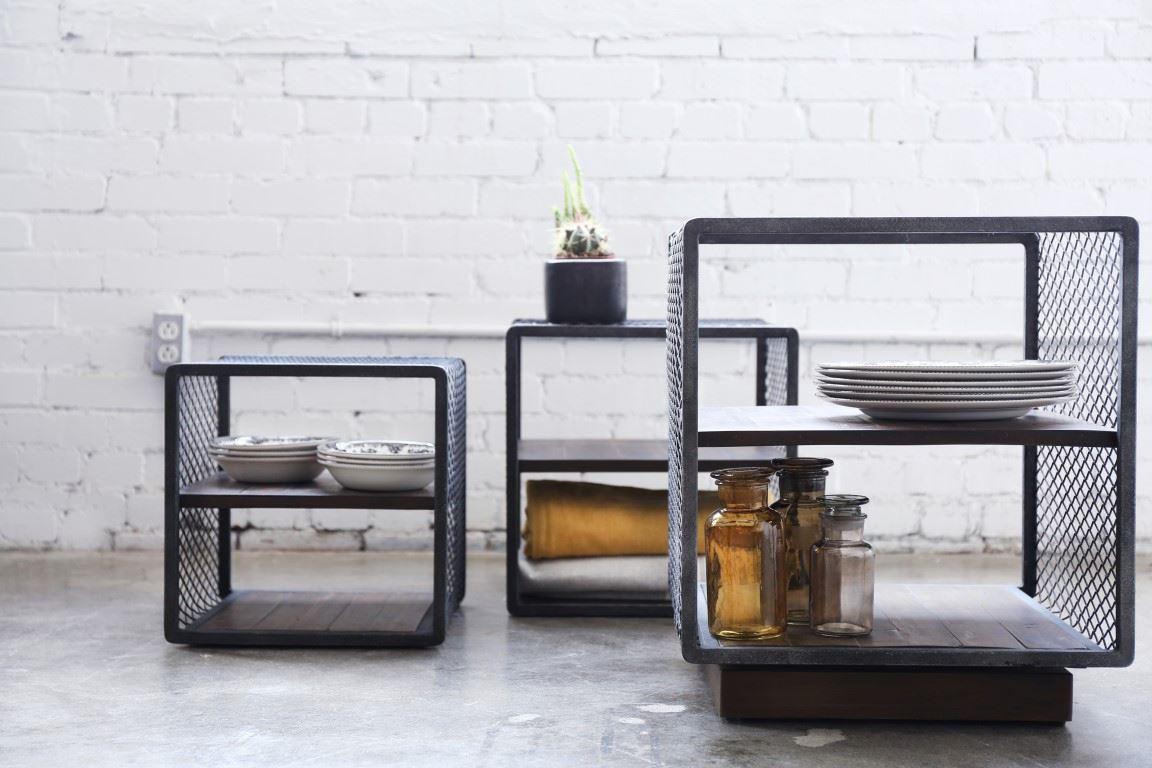 תכנון רהיטים בהתאמה אישית ממתכת בעיצוב עוז סטיל